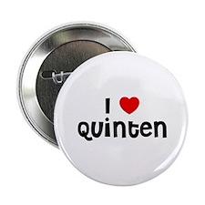 """I * Quinten 2.25"""" Button (10 pack)"""