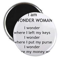 wonderwoman2 Magnet