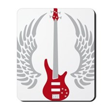 Bass Guitar 07-2011 A 2c Mousepad