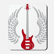 Bass Guitar 07-2011 A 2c Mousepad