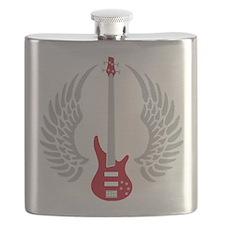 Bass Guitar 07-2011 A 2c Flask