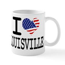 I LOVE LOUISVILLE Mug