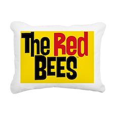 RedBeesLogo_CafePress_RB Rectangular Canvas Pillow