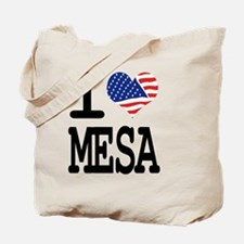 I LOVE MADESA Tote Bag