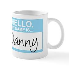 HelloMyNameIs...Danny Mug