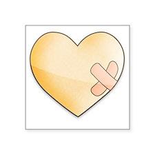 "Katawa Shoujo Square Sticker 3"" x 3"""
