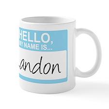 HelloMyNameIs...Landon Mug