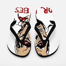 yack phibes Flip Flops