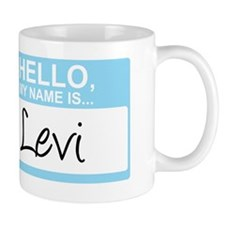 HelloMyNameIs...Levi Mug