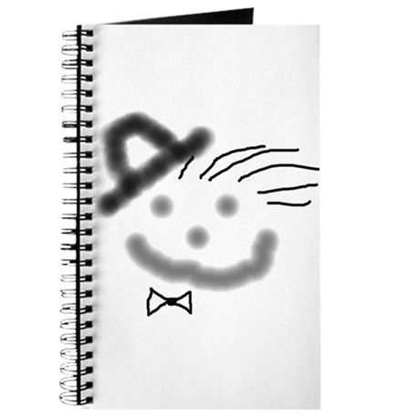 Unique Smiley Face Journal