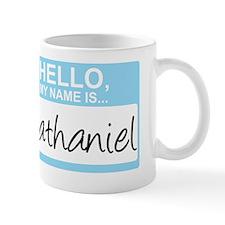 HelloMyNameIs...Nathaniel Mug