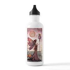 The golden Dragon Water Bottle
