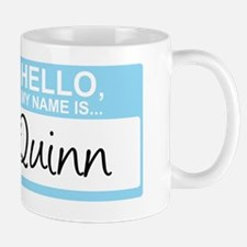 HelloMyNameIs...Quinn Mug