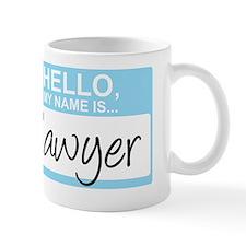 HelloMyNameIs...Sawyer Mug
