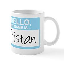 HelloMyNameIs...Tristan Mug
