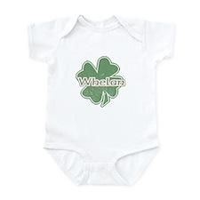 """Shamrock - Whelan"" Infant Bodysuit"