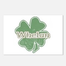 """Shamrock - Whelan"" Postcards (Package of 8)"