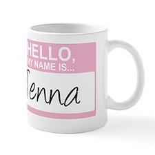 HelloMyNameIs...Jenna Mug