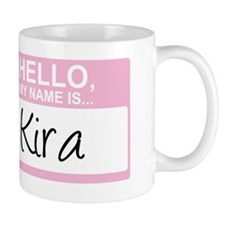 HelloMyNameIs...Kira Mug