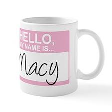 HelloMyNameIs...Macy Mug