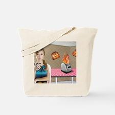 95x75 Tote Bag