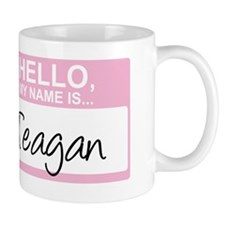 HelloMyNameIs...Teagan Mug