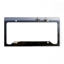 fletcher 992 rectangle magnet License Plate Holder
