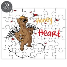 Honey Badger Heart Breaker Puzzle