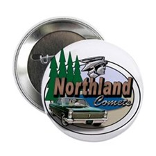 "Oval-Northland-Comets-Logo 2.25"" Button"