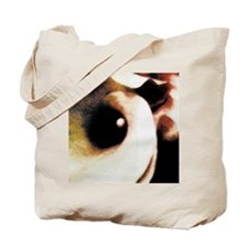 captivation floral abstract Tote Bag
