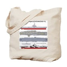 Essex-Intrepid-Straight_T-Shirt_Back Tote Bag