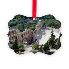 The theater of Herod Atticus Ornament