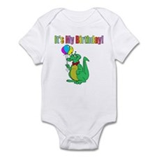 Gator Birthday Infant Bodysuit