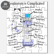 Respiratory is Complicated Puzzle