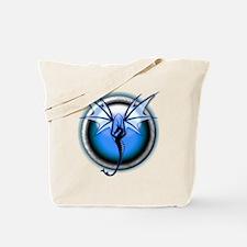 Dragon 03 - Blue Tote Bag
