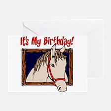 Horse Birthday Party Invitations (Pk of 10)