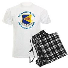 355th-Fighter-Wing-with-Text Pajamas