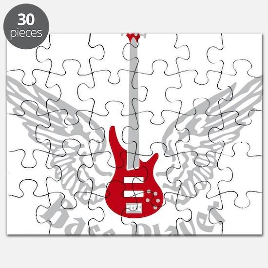 Bass Guitar 07-2011 F 2c Puzzle