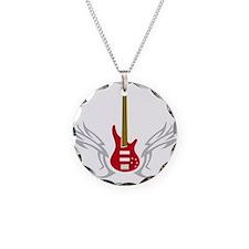 Bass Guitar 07-2011 L 3c Necklace