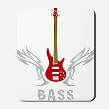 Bass Guitar 07-2011 L 3c Mousepad