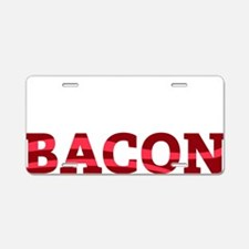 baconBetter01B Aluminum License Plate