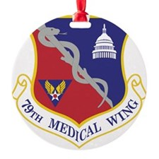 79thMedicalWing Ornament