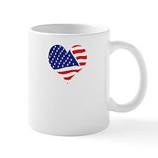 I LOVE PENNSYLVANIA - WHITE Mug