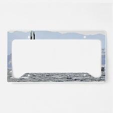 florida ssbn rectangle magnet License Plate Holder