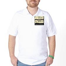zombienecroblack T-Shirt