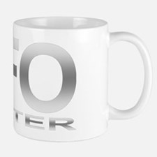 ufo hunter silver Mug