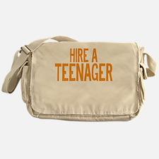 HIREATEENAGERDRK Messenger Bag