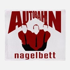 Autobahn Throw Blanket