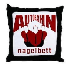 Autobahn Throw Pillow