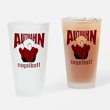 Autobahn Drinking Glass